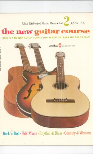 The New Guitar Course Book 2 Alfred Music