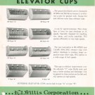 Elevator Cups Calumet & Superior Catalog / Brochure Lot Of 2 Vintage