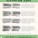 Elevator Cups Calumet & Superior Catalog / Brochure Lot Of 2 Vintage
