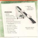 Stone Conveyor Leaflets / Brochures Model F.P.  F.S.  Vintage