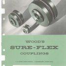 Wood's Sure Flex Couplings Catalog Vintage