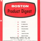 Boston Product Digest Catalog Vintage 1959