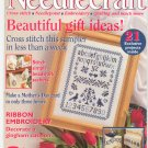 Needlecraft Magazine Back Issue March 1996 British Cross Stitch Embroidery Quilting