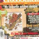 Jane Greenoff's Cross Stitch Magazine Back Issue October November 2000 British