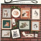 Cattitudes The Eighth Litter Jeanette Crews Designs #182 Stitch