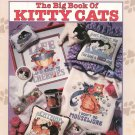 The Big Book Of Kitty Cats by Good Nature Girls Cross Stitch