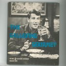 The Galloping Gourmet Television Cookbook by Graham Kerr Vintage Hard Cover Volume 4