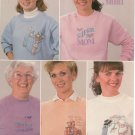 Stitch Shirt by Barbara Finwall Cross Stitch
