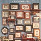 Short And Sweet #4 Leisure Arts 2472 Cross Stitch Miniature Sayings