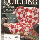Better Homes And Gardens American Patchwork & Quilting Back Issue August 1994 With Pattern