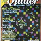 The Quilter Magazine Back Issue July 2003 With Pattern All Skill Levels