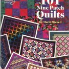 101 Nine Patch Quilts by Marti Mitchell Book 4191 0881959308