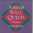 Amish Wall Quilts 15 Brilliant & Beautiful Designs by Rachel Pellman 1564773965