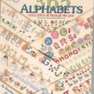 365 Alphabets Cross Stitch Through The Year 3688 0881958050