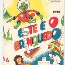 Este E O Brinquedo Sons Palavras Ritmo I Rita Amaral Erhart Music Book