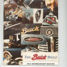Buick Bugle Back Issue Lot Of 6 1984 Buick Club Of America Plus Membership Roster