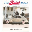 Buick Bugle Back Issue Lot Of 6 1982 Buick Club Of America