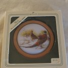 Hallmark Holiday Wildlife Ornament 1984 With Box Ring Necked Pheasant