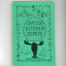 Cape Cod Kitchen Secrets Cookbook Vintage Regional Yarmouth Branch Hospital 1953