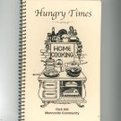 Hungry Times Cookbook Regional Mennonite Community Rich Hill MO