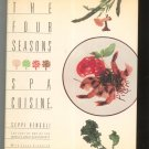 The Four Seasons Spa Cuisine Cookbook by Seppi Renggli 0671544403 First Edition