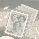 Hearts Of Stone Vintage Sheet Music Regent Music Corp.