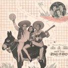 But Beautiful Vintage Sheet Music Burke And Van Heusen Inc.