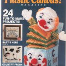 Plastic Canvas Magazine Back Issue Number 4 September / October 1989