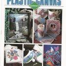 Plastic Canvas Corner Magazine Back Issue July 1991 Leisure Arts