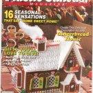 Plastic Canvas Magazine Back Issue Number 17 November / December 1991