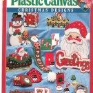 Plastic Canvas Christmas Designs Craft Book California Country