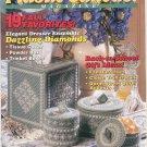 Plastic Canvas Magazine Back Issue Number 22 September / October 1992