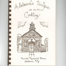 Alabama&#39;s Unique Cooking Cookbook Regional New York Methodist