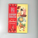 641 Tested Recipes From The Sealtest Kitchens Cookbook Vintage 1954