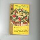 Marye Dahnke's Salad Book Cookbook Vintage 1954 First Printing Cardinal Edition