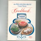 Philadelphia Brand Cream Cheese Cookbook 100th Anniversary