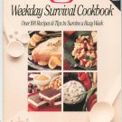 Kraft Weekday Survival Cookbook 1991