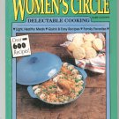 Women's Circle Delectable Cooking Cookbook 1559933267