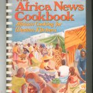 The African News Cookbook 0140467513