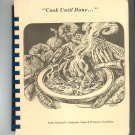 Cook Until Done Cookbook Regional Saint Michaei's Orthodox Church Womens Auxiliary 1982