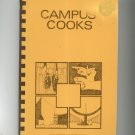 Campus Cooks Cookbook by RIT Women's Club Regional College New York Vintage