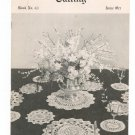 Tatting Book Number 43 by Anne Orr Vintage 1942