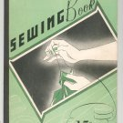 Simplicity Sewing Book Vintage Complete With Insert 1937