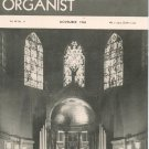 The American Organist November 1965 Volume 48 Number 11 Vintage