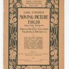 Moving Picture Folio Carl Fischer Professional Cello Vintage