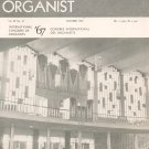 The American Organist October 1967 Volume 50 Number 10 Vintage