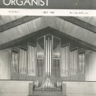 The American Organist July 1966 Volume 49 Number 7 Vintage