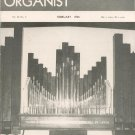 The American Organist February 1965 Volume 48 Number 2 Vintage