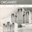 The American Organist January 1965 Volume 48 Number 1 Vintage