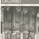 The American Organist July 1965 Volume 48 Number 7 Vintage